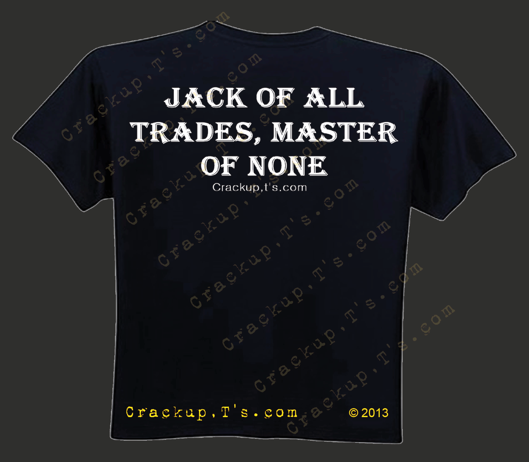 """jack of all trades and master of none essay Essay on top 5 reasons to be a jack of all trades 1 the top 5 reasons to be a jack of all trades tim ferriss #5 